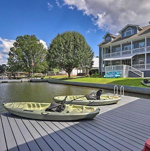 Picturesque Abode With Dock On Jackson Lake! photos Exterior