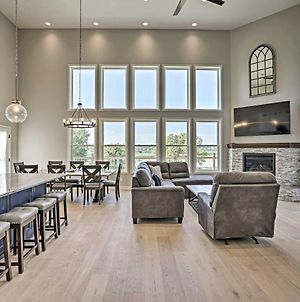 Luxury Home With Fire Pit Boat, Fish And Explore photos Exterior