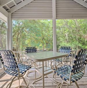 Suwannee Preserve River Home With Float Dock! photos Exterior
