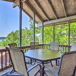 Ozarks Cabin With Screened Porch And Resort Perks photos Exterior