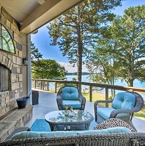 Gainesville Lake Getaway With 2-Story Dock! photos Exterior