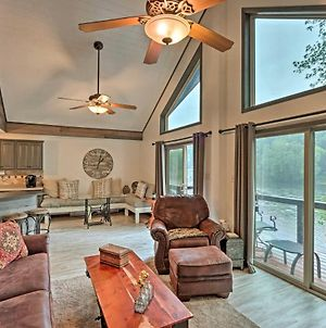 Riverfront Phillipsburg Home With Dock And Kayaks photos Exterior