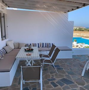 Newly Built Eastern Paros Home With Access To Pool photos Exterior