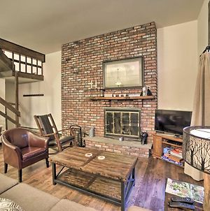 Relaxing Windham Townhome With Private Balcony! photos Exterior