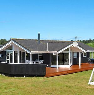 Three-Bedroom Holiday Home In Harboore 20 photos Exterior