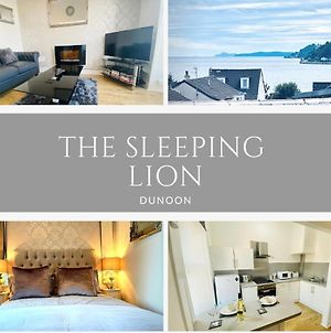 The Sleeping Lion - Dunoon Holiday Home photos Exterior