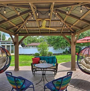 Renovated Parma Heights Home With Yard, Bbq And Pergola photos Exterior