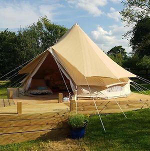 Glamourous Glamping Bell Tent photos Exterior