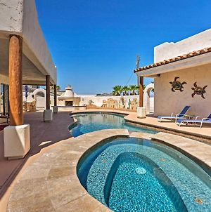 Deluxe Adobe Hideaway With Outdoor Pool And Spa! photos Exterior
