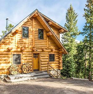 Log Cabin On The River: Hot Tub, Bbq , And Fire Pit photos Exterior