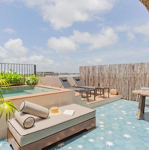 Luxurious 3Br Ph With Private Plunge Pool And Terrace In Aldea Zama photos Exterior