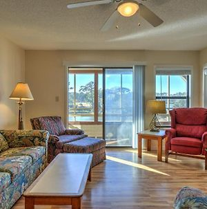 Beautiful Views Of Marsh Water Golf Course Near The Beach And A Pier Nearby photos Exterior