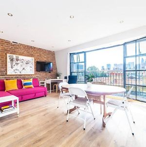 Whitechapel - Beautiful 1Bed Apt With Stunning Views Over City photos Exterior