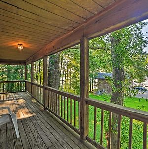 Pleasant View Resort Cabin With Lakeside Living photos Exterior