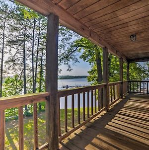 Waterfront Springville Cabin Great For Groups photos Exterior