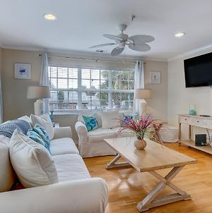 Heated Pool Access Perfectly Located Tybee Condo Short Walk To Beach & More! photos Exterior