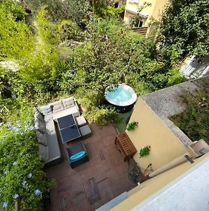 Beautiful Apt In Residence With Garden And Jacuzzi photos Exterior