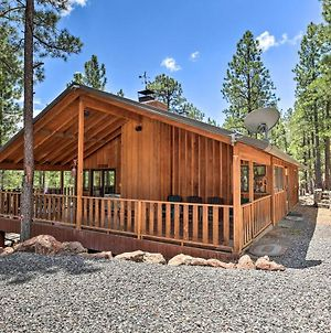 Serene Greer Cabin With Grill 12 Mi To Skiing! photos Exterior