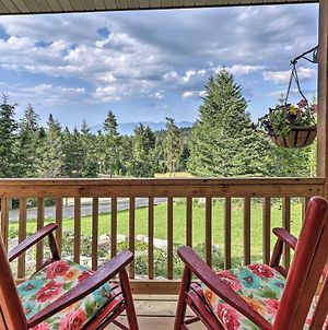 Secluded 5-Acre Kalispell Home With Deck And View photos Exterior