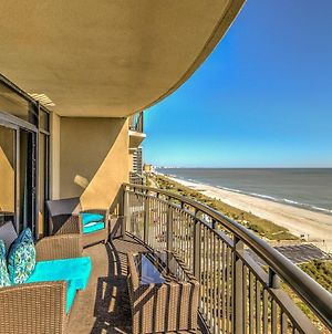 Oceanfront And Huge Wrap Balcony On Ocean Master Suite On Ocean Pools Hot Tubs Exercise photos Exterior