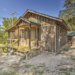 Rustic Mtn View Cabin - Walk To White River! photos Exterior