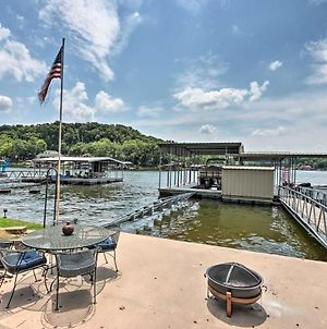 Waterfront Home With Boat Dock, Decks, And Grill! photos Exterior