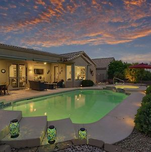 Phoenix Area Home Pool And Spa, On Golf Course photos Exterior