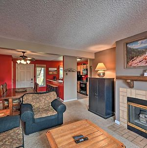 Steamboat Springs Condo With Community Pool! photos Exterior