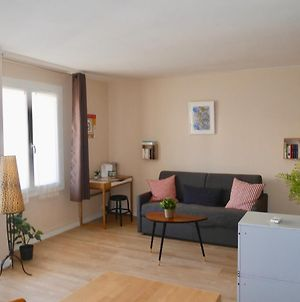 Studio In Marseille With Furnished Balcony And Wifi 2 Km From The Beach photos Exterior