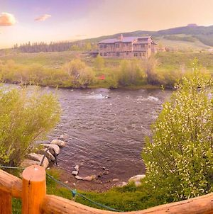 Cb River Cabin Amazing View, Vibe And Location photos Exterior