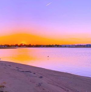 Waterfront Sunset, Peaceful Beach And Pool Chalet Du Havre photos Exterior