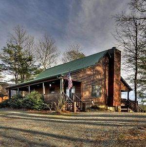 Beary Sweet Cozy Mtn View In Blue Ridge photos Exterior