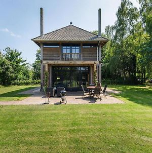 Luxury Haystack Home In The Brabant Village Of Zeeland With A Private Hot Tub photos Exterior