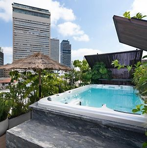 Private Pool At Roof Penthouse By Tlv2Rent photos Exterior
