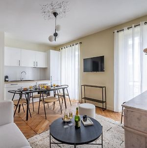Luxury New Flat 4P/Full Equipped/Champs Elysees/Ar photos Exterior