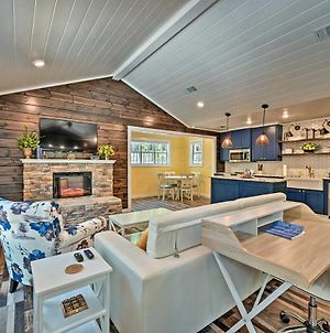 Modern Studio Cabin With Fire Pit, Deck And Bbq! photos Exterior