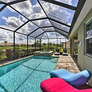 Sunny Ft Myers Abode With Community Amenities! photos Exterior