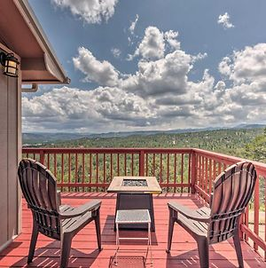 Mountains Majesty Cabin With Mtn View Deck photos Exterior