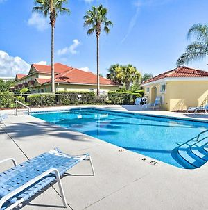 Townhome On Matanzas River With Pool Access! photos Exterior