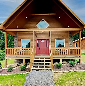 New Cabin By Natural Forest - Private Hot Tub Cabin photos Exterior