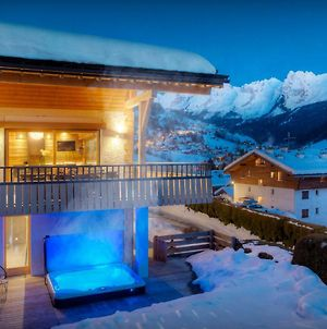 Unique Chalet In Village With Great Views Hot Tub & Sauna - Ovo Network photos Exterior