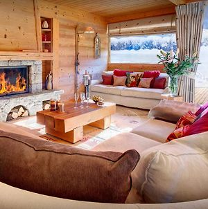 Family-Friendly Ski Chalet For 10 In Peaceful Area With Mountain Views Open Fire Ski Room & Barbecue photos Exterior