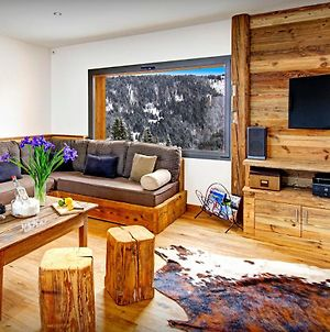 Modern Ski-In Ski-Out Chalet For 12 In La Clusaz With Wood Burner Kids Playroom And Lovely Piste Views The Perfect Family Getaway photos Exterior