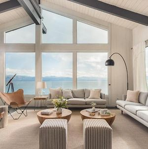 Lakeview By Avantstay - Modern Cabin In Tahoe Vista W/ Views photos Exterior