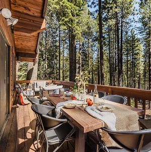 Serene Cabin W/ Two Patios & Hot Tub In Incline Village ? Tarly By Avantstay photos Exterior