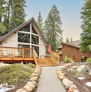Emerald By Avantstay - Tahoe Donner Mountain Retreat W Large Patio photos Exterior