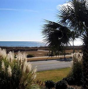 Cabana Section Of Myrtle Beach Awesome Ocean View From The Front,Exercise Trail,Pool,Shower Outside photos Exterior
