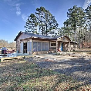 Secluded Boles Home Near River Pets Welcome! photos Exterior