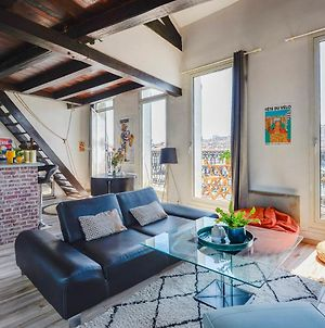 Beautiful Apt With Incredible View On The Old Port photos Exterior