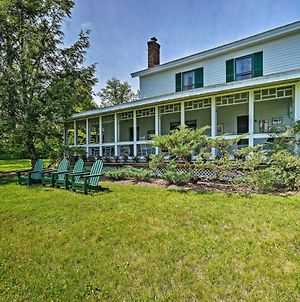 Waterfront Schroon Lake Home With Boat Dock! photos Exterior